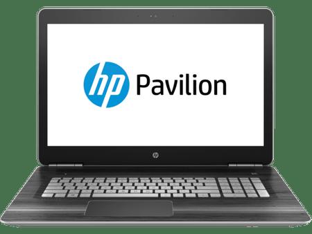 HP prenosnik Pavilion 17-ab202nm i7-7700HQ/8GB/128GB+2TB/GTX1050/17,3HQ/Dos (1LL00EA)