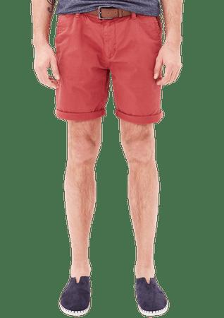 ea70d5c306f s.Oliver pánské kraťasy 31 červená