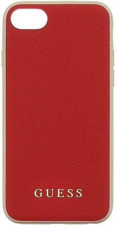 Guess Kryt IriDescent (Apple iPhone 6/6S/7), červená