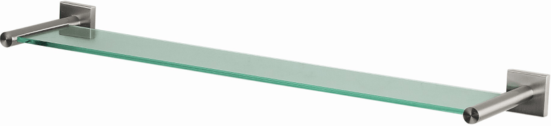 Spirella Police s bezpečnostním sklem 60 cm NYO STEEL