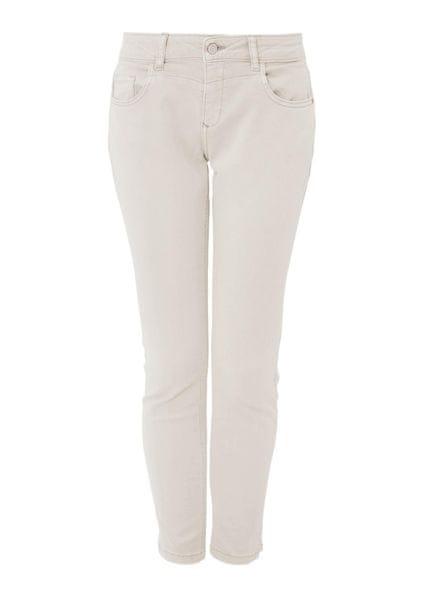 s.Oliver dámské kalhoty 34 béžová
