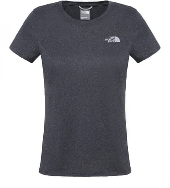 The North Face W Reaxion Amp Crew Dark Grey Heather S
