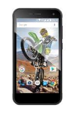 Evolveo StrongPhone G4, LTE, Dual SIM, Android 7.0, černý