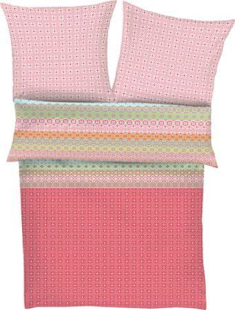 s.Oliver posteljnina, roza, 200x220