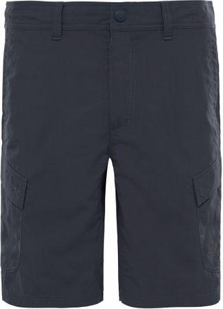 The North Face moške pohodniške hlače Horizon Cargo, sive, 34