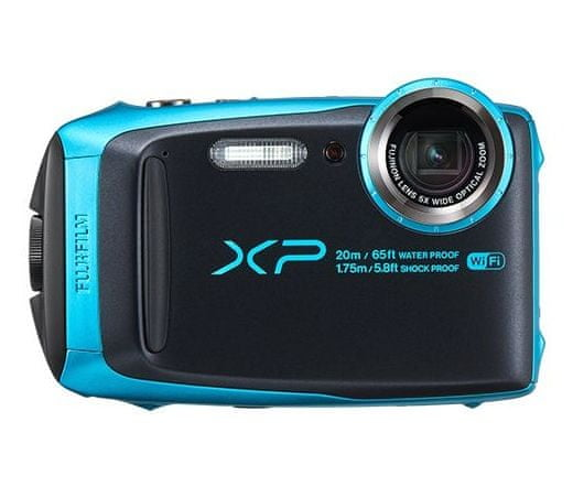 FujiFilm FinePix XP120 Sky Blue