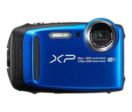 FujiFilm Finepix XP120 Digitális fényképezőgép, Kék