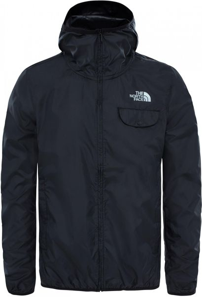 The North Face M Tanken Wind Jkt Tnf Black XXL černá