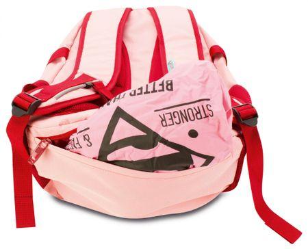 BAAGL Školní batoh s pončem Supergirl – ORIGINAL - Diskuze  6c47cfc6c7