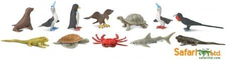 Safari Ltd. Tuba - Zvířata z Galapág