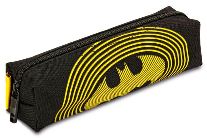BAAGL Školní penál etue Batman – SONIC