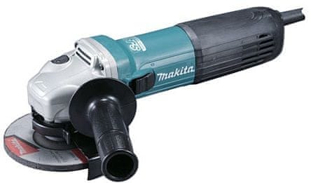 Makita GA5040R úhlová bruska, 125 mm