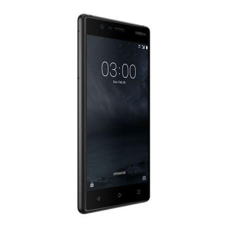 Nokia 3 Dual SIM, černá