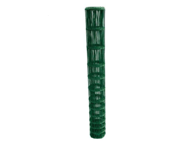 Lesnické pletivo svařované BENITA Zn+PVC 1600/13/150 - výška 160 cm