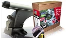 Green Valley Kit za strešni prtljažnik KIT 117 za Fiat Idea (03>), Lancia Musa (04>) (156117)