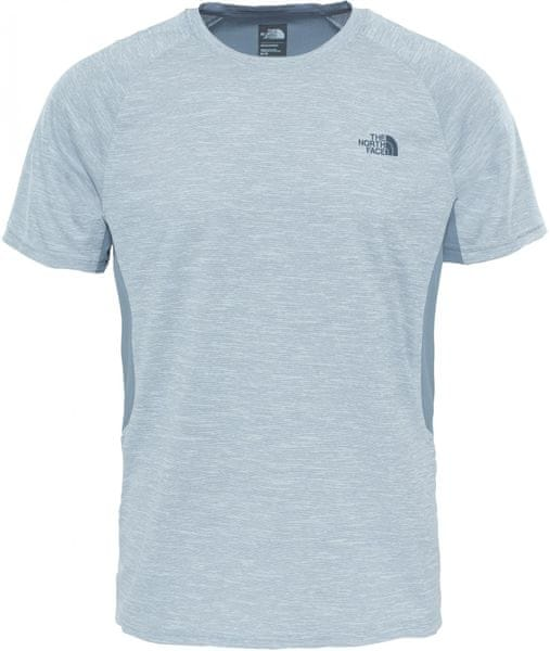The North Face M Ambition S/S Light grey heather/Mid grey XL