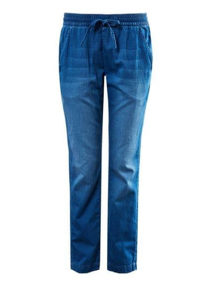 s.Oliver dámské kalhoty XS modrá