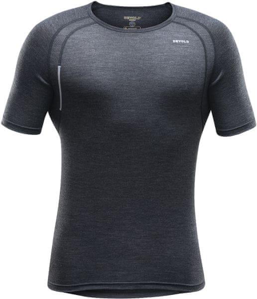 Devold Running T-Shirt Anthracite XXL