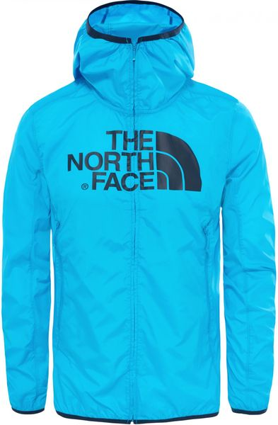 The North Face M Drew Peak Windwall Jkt Hyper Blue XXL