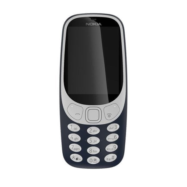 Nokia 3310 Dual SIM, modrá