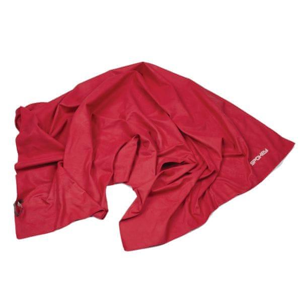 Spokey Sirocco červený XL