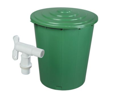 J.A.D. TOOLS zbiornik na wodę deszczową ECOTANK 300 l
