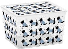 Kis C-Box Cute Animals Cube 27 l
