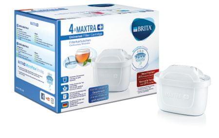 BRITA MaxtraPlus 4 Pack