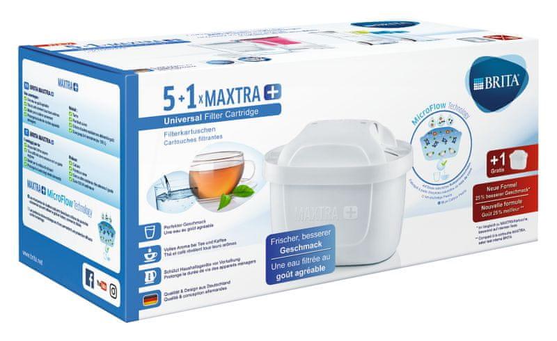 Brita MaxtraPlus 6 Pack