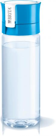 Brita steklenica Fill & Go Vital, 0,6 l, modra