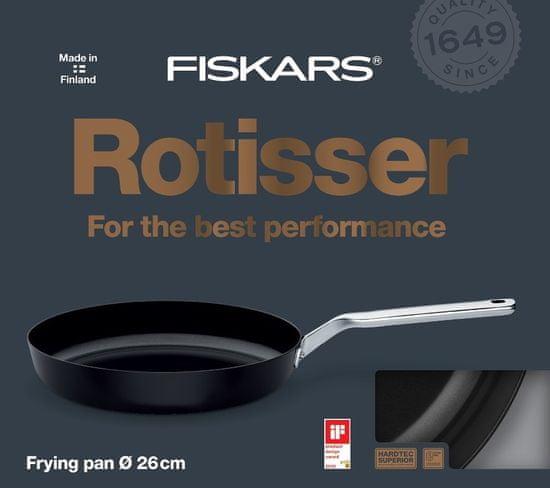 FISKARS Rotisser serpenyő 26 cm 1023738