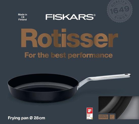Fiskars Patelnia Rotisser 28 cm 1023750
