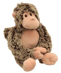Unikatoy sedeča plišasta opica, 23 cm 24913