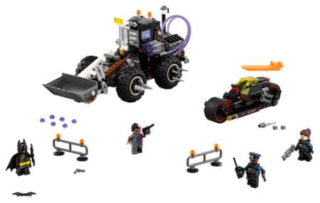LEGO Batman Movie 70915 Two-Face™ i dvostruko uništenje