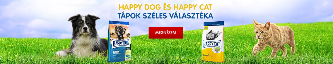 Happy Dog kutya
