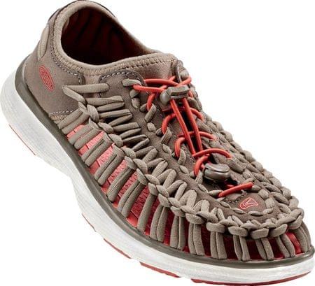 KEEN moški čevlji Uneek 02 W, rjavi, 45