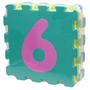 2 - Unikatoy Spužvaste Puzzle Baby 24917, 9kom