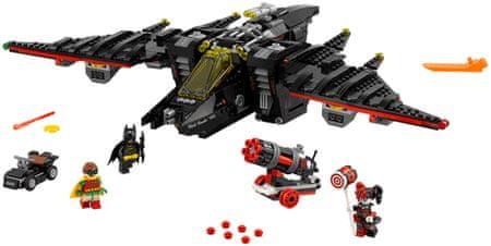 LEGO Batman Movie 70916 Batmanovo letalo