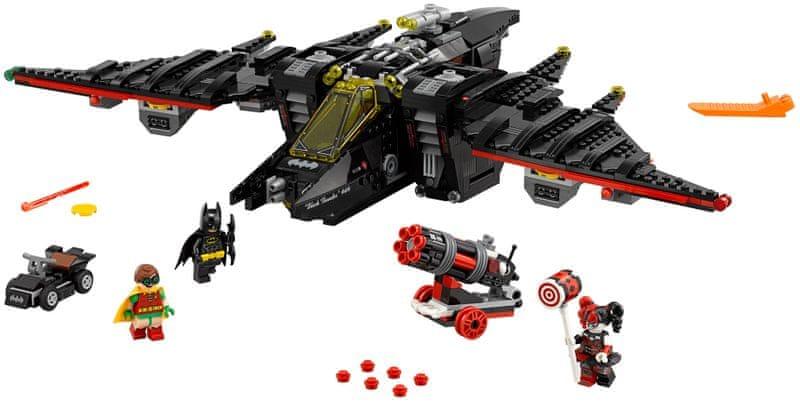 LEGO® Batman Movie 70916 Batmanovo letadlo