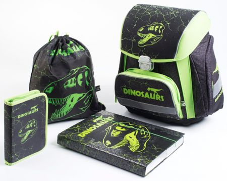 Karton P+P Školní set Premium Dino  d2ed1c22a7