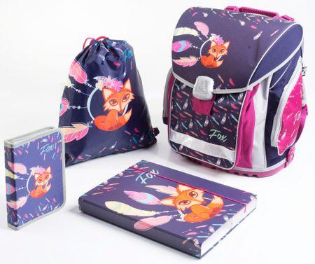 Karton P+P Školní set Premium Fox