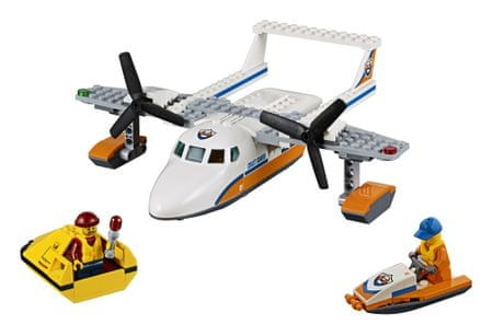 LEGO City Coast Guard 60164 Reševalni hidroplan