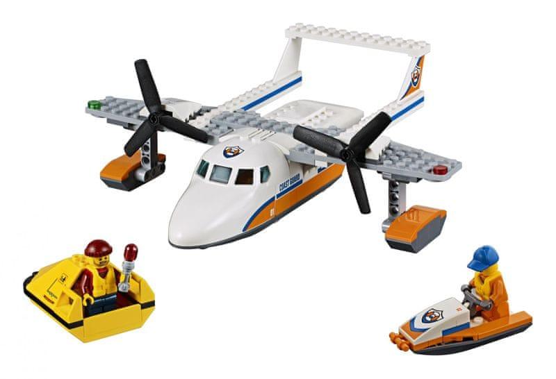 LEGO® City 60164 Záchranářský hydroplán