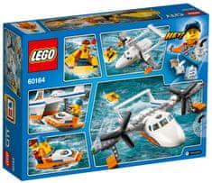 LEGO® City 60164 Hydroplan ratowniczy