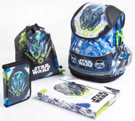 Karton P+P Školský set Plus Star Wars