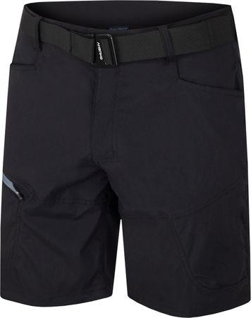 Husky moške hlače Kimbi M, črne, XL