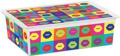 Kis škatla za shranjevanje C-Box Artists, L, 27 l
