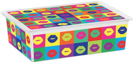 Kis kutija za spremanje C-Box Artists, L, 27 l