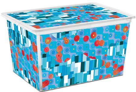 Kis škatla za shranjevanje C-Box Artists, XL, 50 l