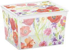 Kis škatla za shranjevanje C-Box Nature, Cube, 27 l